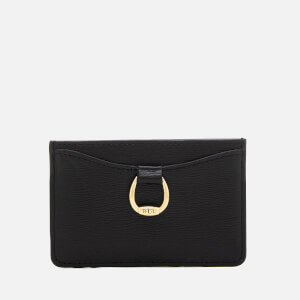 Lauren Ralph Lauren Women's Bennington Small Mini Card Case - Black