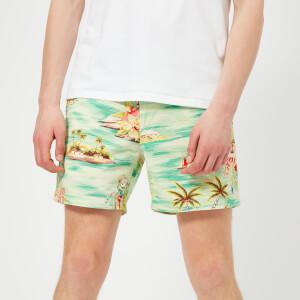 Polo Ralph Lauren Men's Prepster Shorts - Prepster Hawaiian