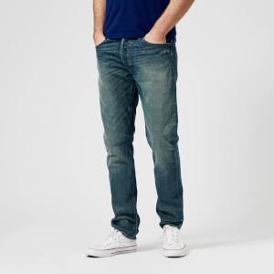 Polo Ralph Lauren Men's Sullivan 5 Pocket Slim Denim Jeans - Traverse Wash