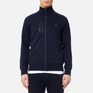 Polo Ralph Lauren Men's Zipped Track Top - French Navy