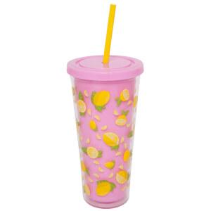 Sunnylife Lemon Tumbler