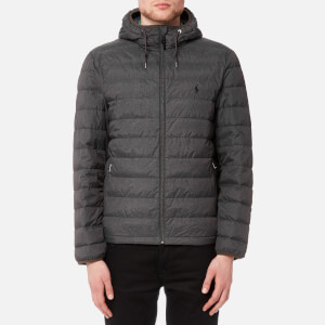 Polo Ralph Lauren Men's Packable Down Fill Jacket - Windsor Heather