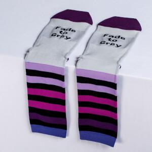 Sako7 Fade To Grey Socks