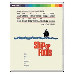 Ship of Fools - Limited Edition Blu Ray