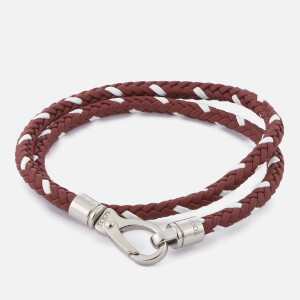 Tod's Men's Scooby Trek Bracelet - Red