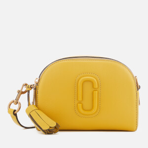 Marc Jacobs Women's Shutter Cross Body Bag - Sunshine