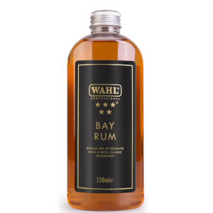 Wahl Bay Rum Aftershave woda po goleniu 250 ml