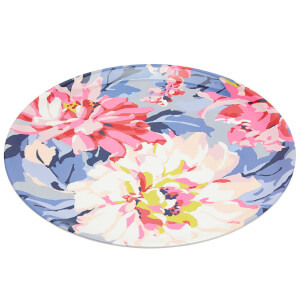 Joules Circular Platter - Whitstable Floral