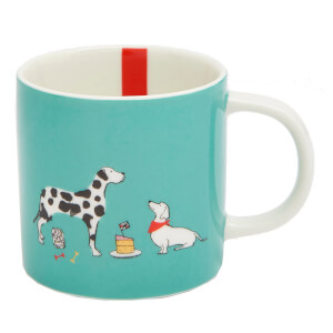 Joules Cupper Single Mug - Dalmatian