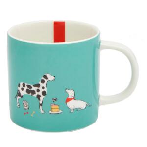 Joules Cupper Single Mug - Dalmatian