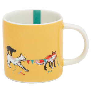 Joules Cupper Single Mug - Tug of War