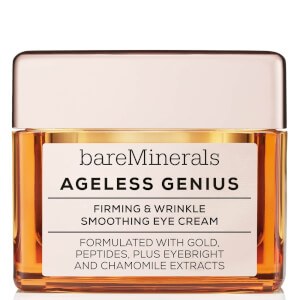 bareMinerals Ageless Genius Firming and Wrinkle Smoothing Eye Cream 15 g