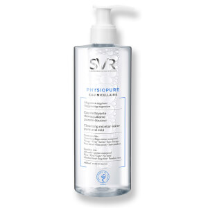 SVR Laboratoires PHYSIOPURE Eau Micellaire Cleanser 400 ml