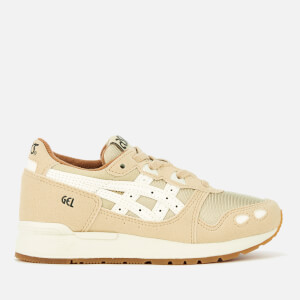 Asics Lifestyle Kids' Gel-Lyte Ps Trainers - Marzipan/Whisper White: Image 1