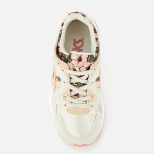 Asics Lifestyle Kids' Gel-Lyte Ps Trainers - Birch/Amberlight: Image 3