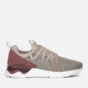 Asics Lifestyle Men's Gel-Lyte V Sanze Mesh Trainers - Moon Rock/Rose Taupe