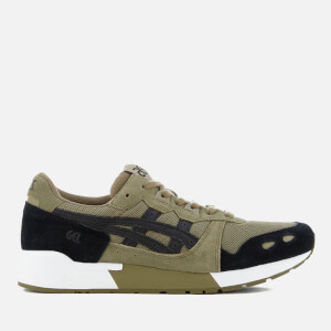 Asics Lifestyle Men's Gel-Lyte Mesh Trainers - Aloe/Black
