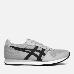 Asics Lifestyle Men's Curreo II Mesh Trainers - Mis Grey/Black