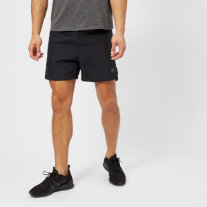 Asics Running Men's Cool 5 Inch Shorts - Performance Black