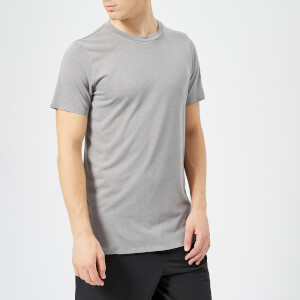 Asics Running Men's Gel Cool Short Sleeve Top - Carbon Heather