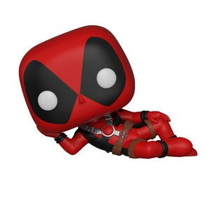 Marvel Deadpool Parody Deadpool Pop! Vinyl Figur