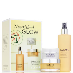Elemis Nourished Glow Cleansing Kit (Worth £58.00)