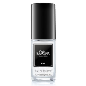 s.Oliver Black Label Eau De Toilette Men