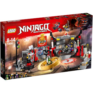 The LEGO Ninjago Movie: S.O.G. Headquarters (70640)