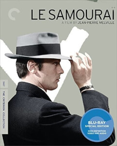 Criterion Collection: Le Samourai