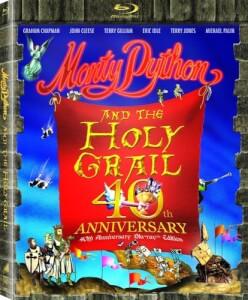 Monty Python & The Holy Grail 40th Anniversary Ed