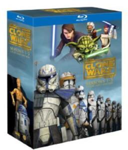 Star Wars: Clone Wars - Season 1-5 Collectors Ed