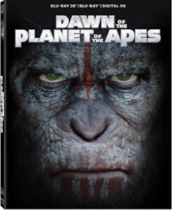 Dawn Of The Planet Of The Apes 3D (Includes 2D Version)