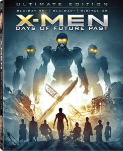 X-Men Days Of Future Past 3D (Includes 2D Version)