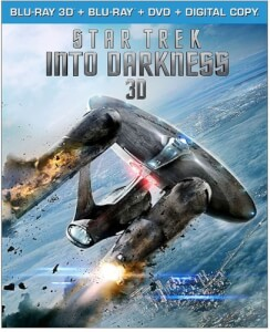 Star Trek Into Darkness 3D (Includes 2D Version)