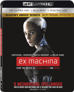 Ex Machina - 4K Ultra HD