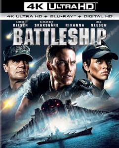 Battleship - 4K Ultra HD