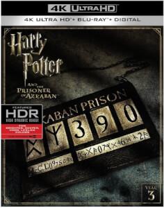 Harry Potter & The Prisoner Of Azkaban - 4K Ultra HD