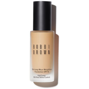 Base de Maquillaje Bobbi Brown Skin Long-Wear Weightless SPF15 (Varios Tonos)