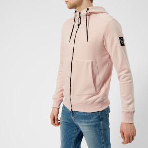 Marshall Artist Men's Siren Zip Thru Hooded Jacket - Pink