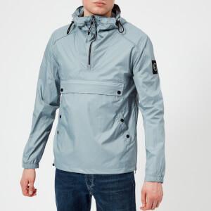 Marshall Artist Men's Micro Ripstop Half Zip Jacket - Sky