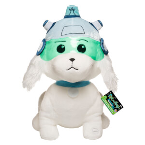 Rick and Morty Snowball 30cm Galactic Plushie XL