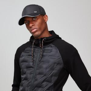 Reflective Running Cap - Zwart