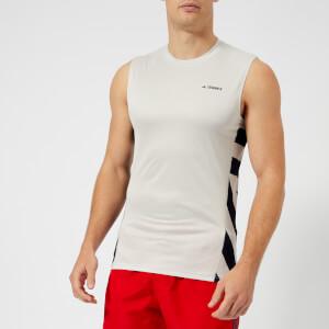 Adidas Terrex Men's Agravic Vest Top - Grey One