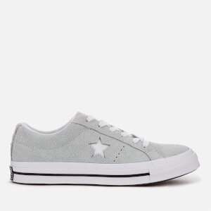 Converse One Star Ox Trainers - Dried Bamboo/White/Black