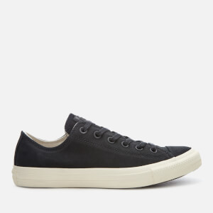 Converse Men's Chuck Taylor All Star Ox Trainers - Black/Driftwood