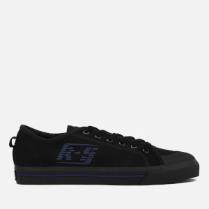 adidas by Raf Simons Men's Spirit Low Trainers - Core Black