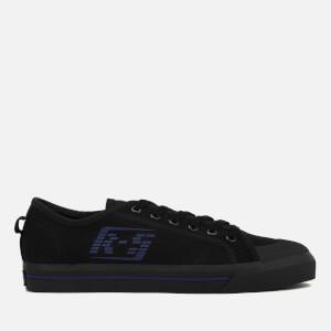 adidas by Raf Simons Men's Spirit Low Trainers - Core Black