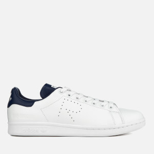adidas by Raf Simons Stan Smith Trainers - FTW White/Night Sky