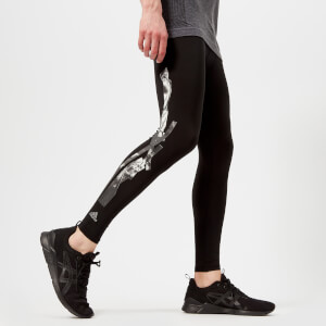 adidas by kolor Men's Techfit Tights - Black