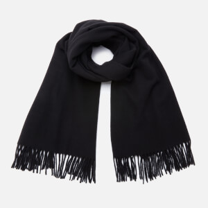 Acne Studios Men's Canada New Scarf - Black